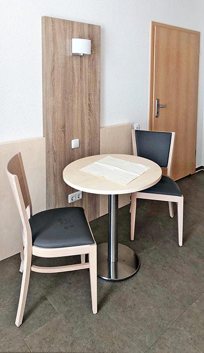 objects.sh Rehaklinik Einrichtung Möbel Dekoration